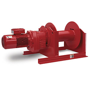 HPF Series power Winches