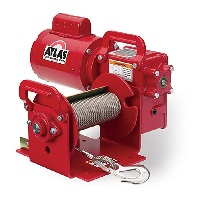 Thern 4WP2D Series Portable Power Winches