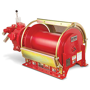 big Red Legacy air Winches